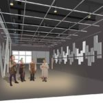 Rendering of Alan Harvey Theater Classroom